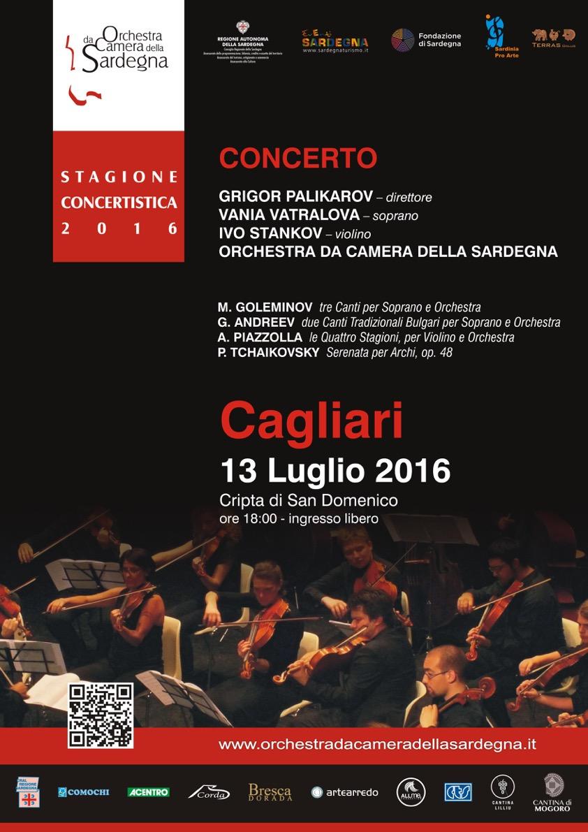 OCS2016 Concerto Cagliari 13 Luglio 2016
